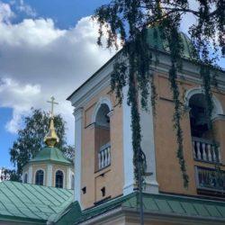 Suurmarttyyri parantaja Panteleimonin juhlan liturgia 27.7.2020 Lappeenrannassa